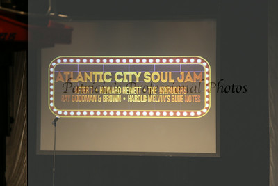 ATLANTIC CITY - 5 Artists Performing Live  AFTER 7  -  HOWARD HEWETT  - THE INTRUDERS - RAY GOODMAN & BROWN -  HAROLD MELVN'S BLUE