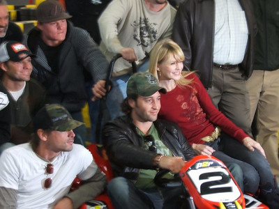 Pole Position Raceway Hosts Celebrity Racing To Benefit Toy Drive