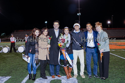 Homecoming Halftime 10/16/15