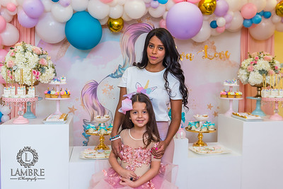 Eva 6th Birthday party