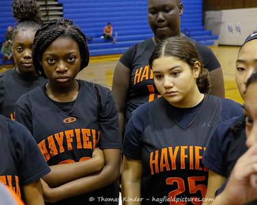 Girls Frosh Basketrball Scrimmage 11/23/19