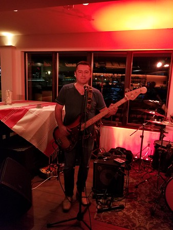 2017-11-03 Sean Yox & The Streamers