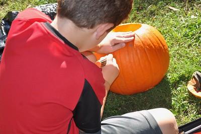 2019 Pumpkin Carving Contest