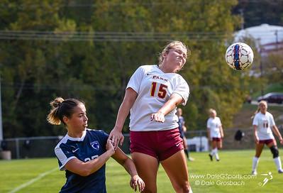 Park Univ. Women's Soccer vs. Graceland Univ. 2020