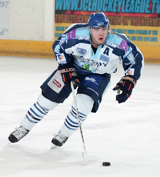 Blaze v Hull Stingrays - 27/01/2007