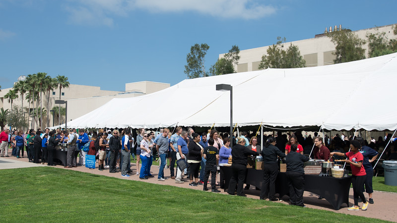 President's Picnic during Inauguration Weekend on Friday, March 2nd, 2018