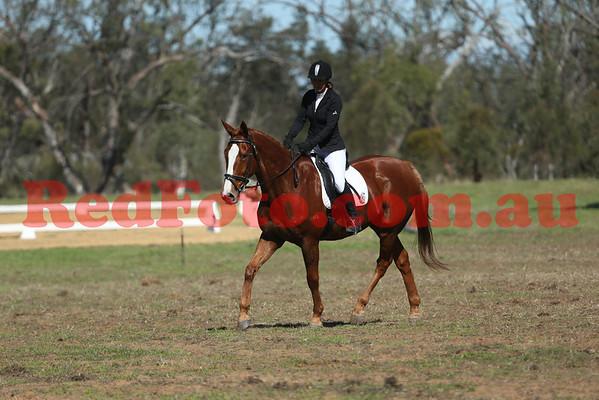 2014 05 17 Moora Horse Trials Dressage 11-30 till 11-50