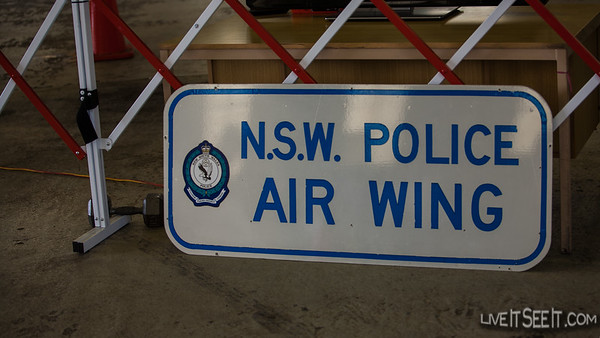 NSW Police Air Wing Open Day 2012