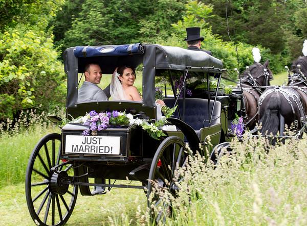 Rich and Julie at Brady Farm 6 9 18