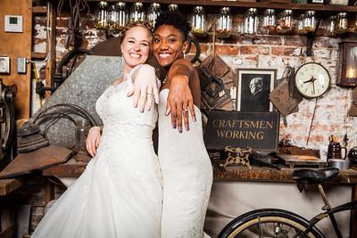 Kelsey & Brandi's Wedding Photobooth!