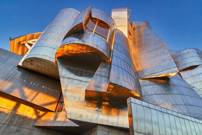 Weisman Art Museum in Minneapolis