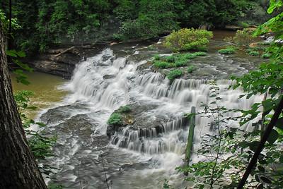 Burgess Falls Tennessee