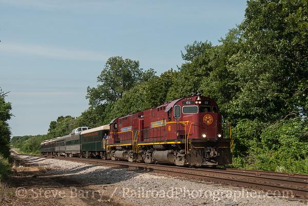 Arkansas & Missouri Exeter, Missouri June 14, 2014