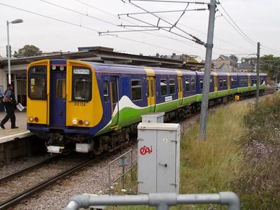 Willesden Junction  01/10 & 28/10/09