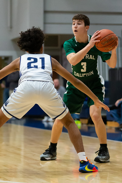 Central Dauphin @ Dallastown   February 1, 2020
