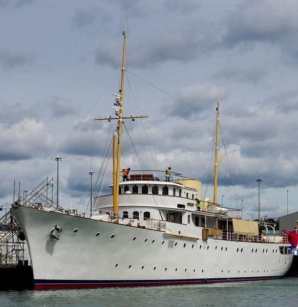 Shemara Luxury Yacht