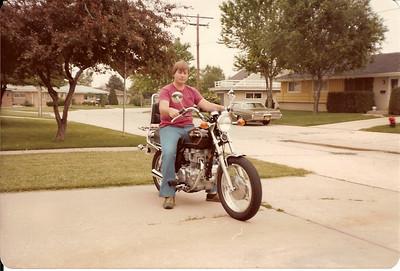 Rob's 1981 Honda