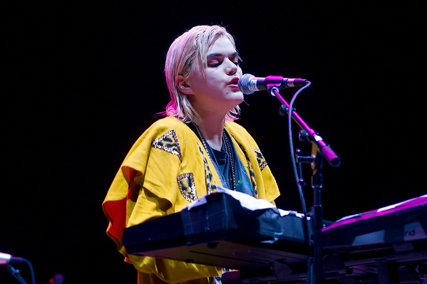 SoKo perform at the Santa Barbara Bowl