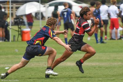 California State Games - Boys - U16 & U18