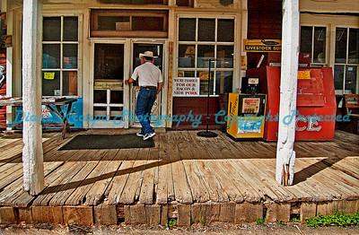 Cowboy Wyoming - Montana