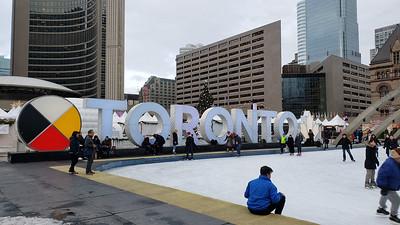 Toronto Christmas 2019