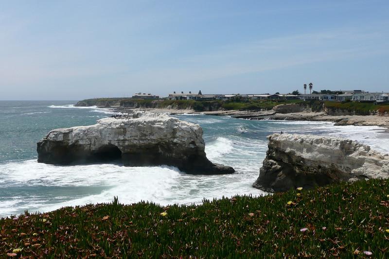 Natural Bridges State Beach. Santa Cruz