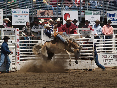 Amazing Moments at the Rodeo