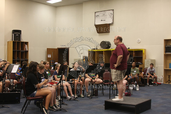 Summer Band Camp