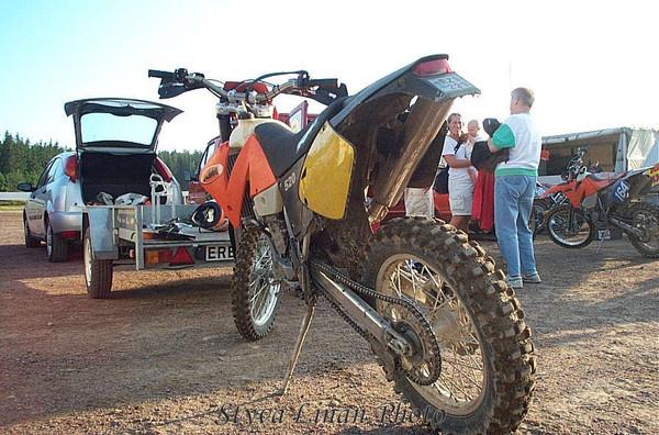 2001-08-15, Cross KM