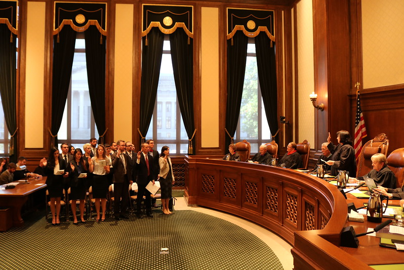 Richard Lintermans' Swearing-In 9/29/16