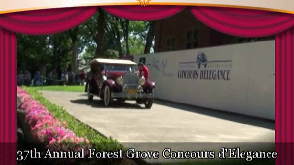 Video's of Concours d'Elegance-2009