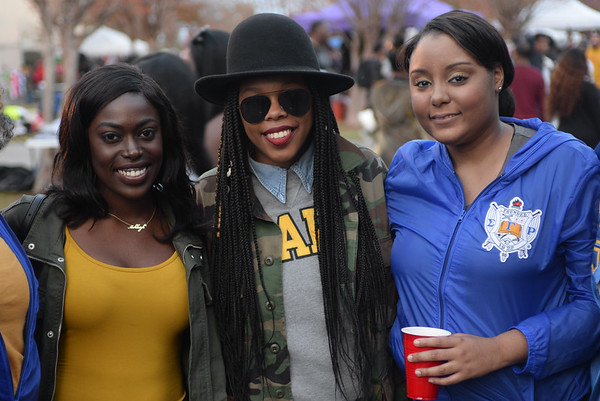 (11.03.2018) UNIVERSITY OF ARKANSAS PINE BLUFF HOMECOMING TAILGATE