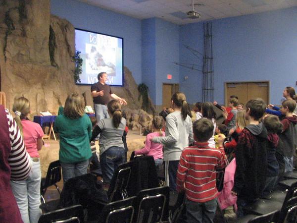 AR, Forest Home Nazarene, Jonesboro AR, revival, Feb 2010 012.JPG