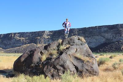 Swan Falls Petroglyphs 2011