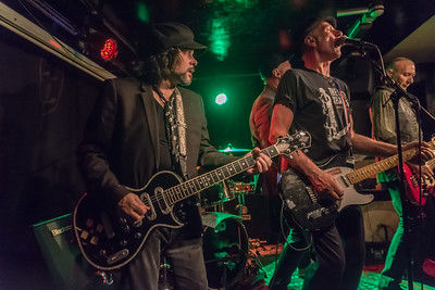 The Dirty Strangers at The Troubadour May 2018