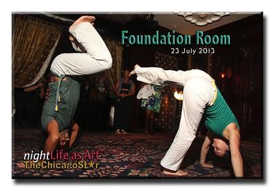23 July 2013 Foundation Room