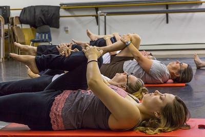 Friday, 7.26 - Healing Arts, Pilates