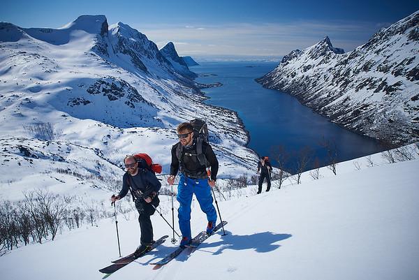 Ski Northern Norway