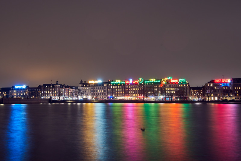 Lights of Copenhagen