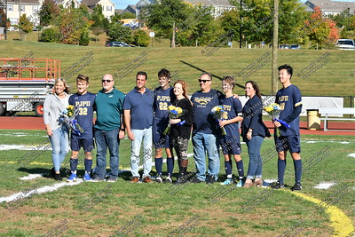 V Upper Merion - Senior Day
