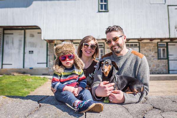 Macdonald Family 4.22.18