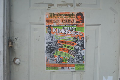 2019-05-18 Kimbrough Cotton Patch Blues Festival Holly Springs MS