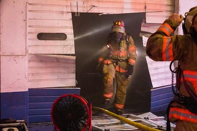 2 Alarm Structure Fire....12030 NE Sandy Blvd Portland, OR - 05.09.21