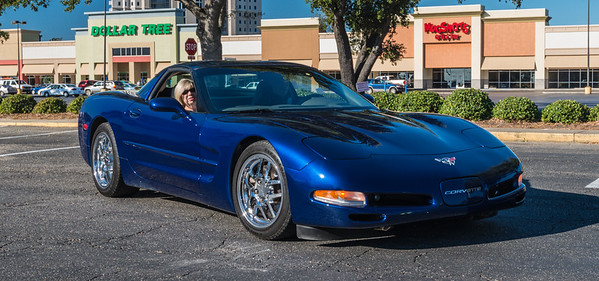 Vettes by the Shore 11/01/2014