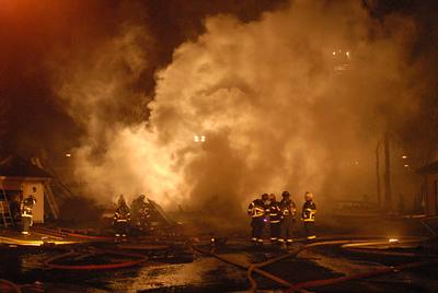 Jasmine Court Explosion