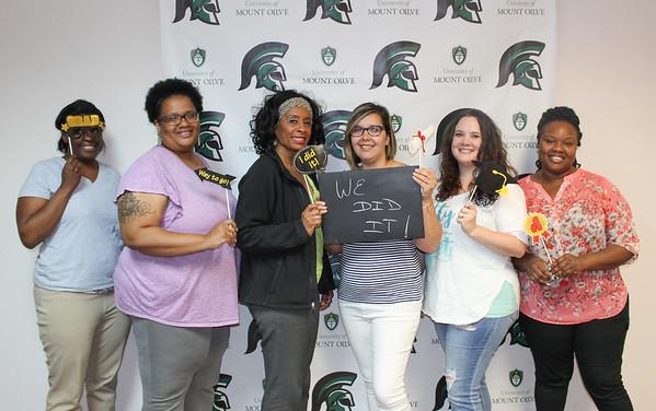 Washington Graduation Reception - Spring 2018