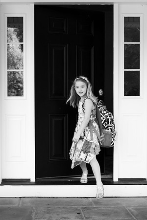 First Day of School 2018