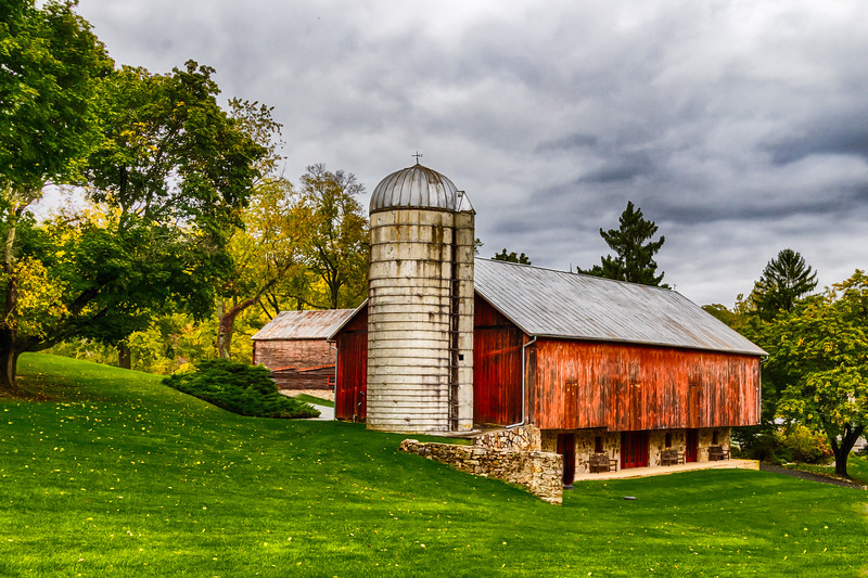 Pennsylvania Barns