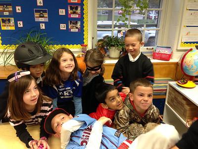 Halloween in First Grade