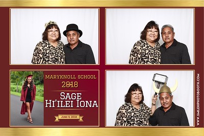 Sage's Graduation Party